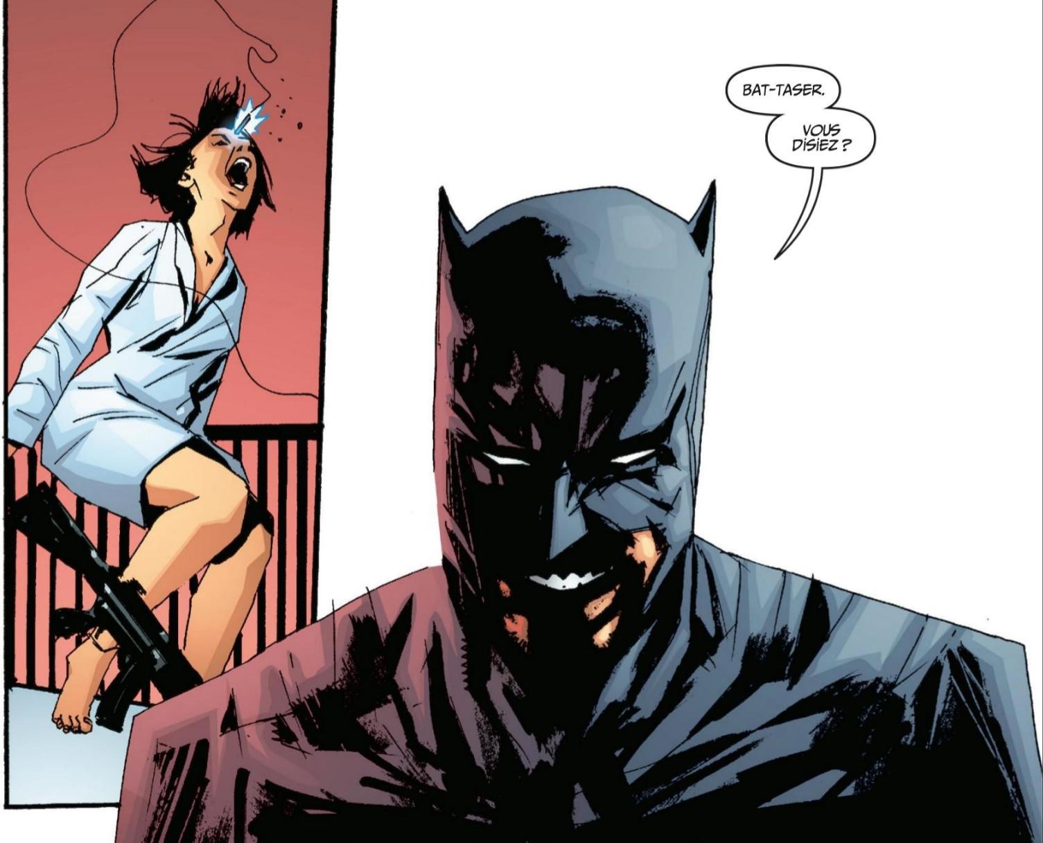 Batman - Sombre Reflet - Scott Snyder & Jock & Francesco Francavilla