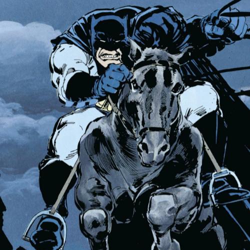 The Dark Knight Returns -  Frank Miller & Klaus Janson & Lynnn Varley