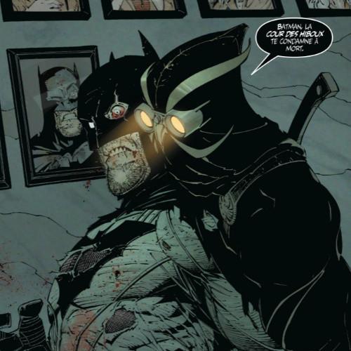 Batman - La Cour Des Hiboux - Scott Snyder & Greg Capullo
