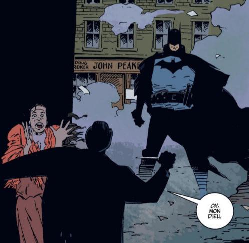 Batman - Gotham By Gaslight - Brian Augustyn & Mike Mignola & Eduardo Barreto