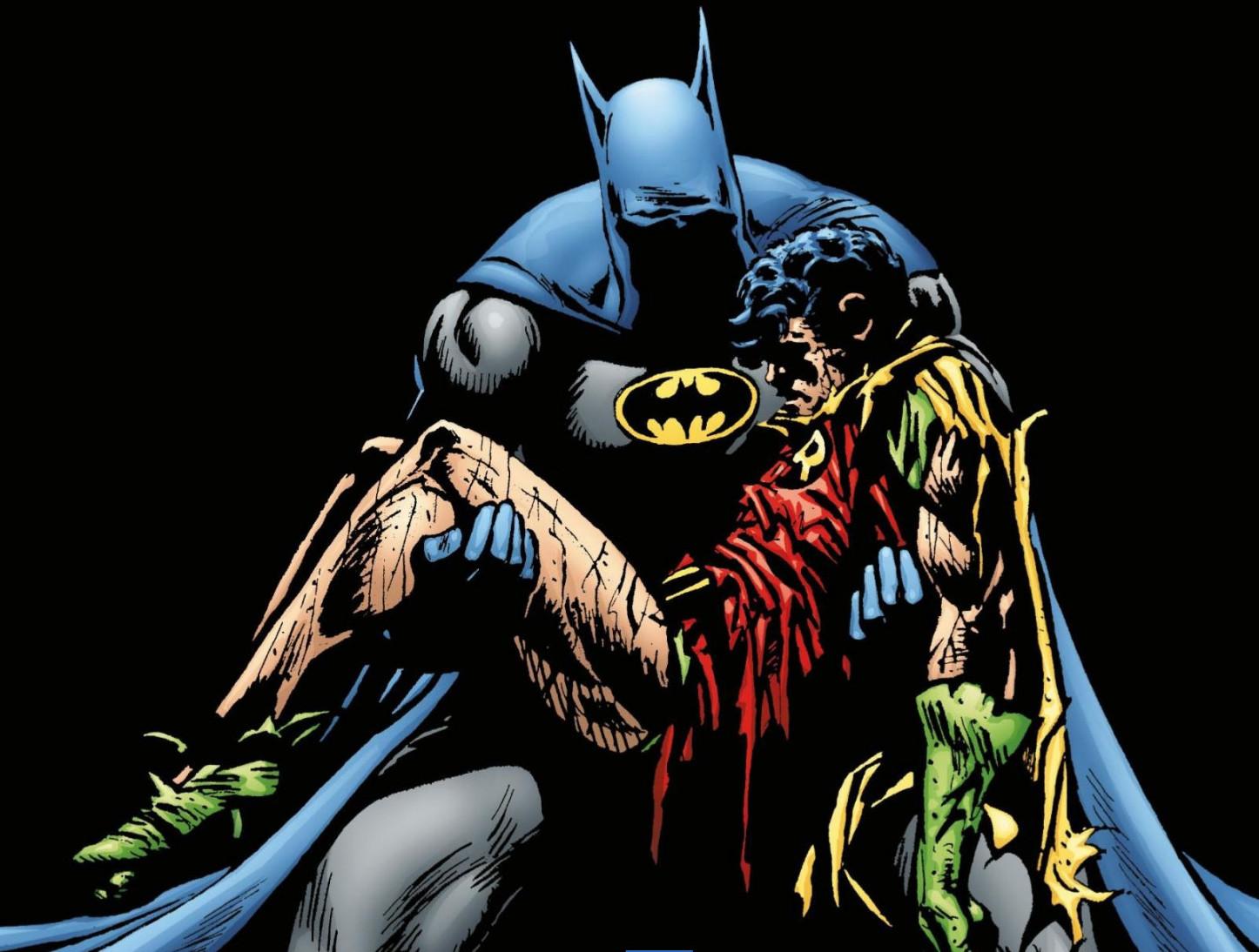 Batman - Un deuil dans la famille - Jim Starlin & Chuck Dixon & Jim Aparo & Pete Woods