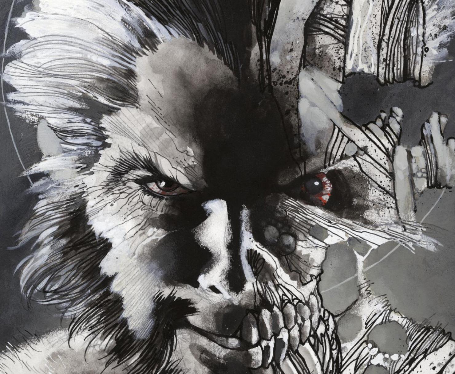 Batman - Birth of the demon - Dennis O'Neil & Mike Barr & Norm Breyfogle & Jerry Bingham Ra's Al Ghul
