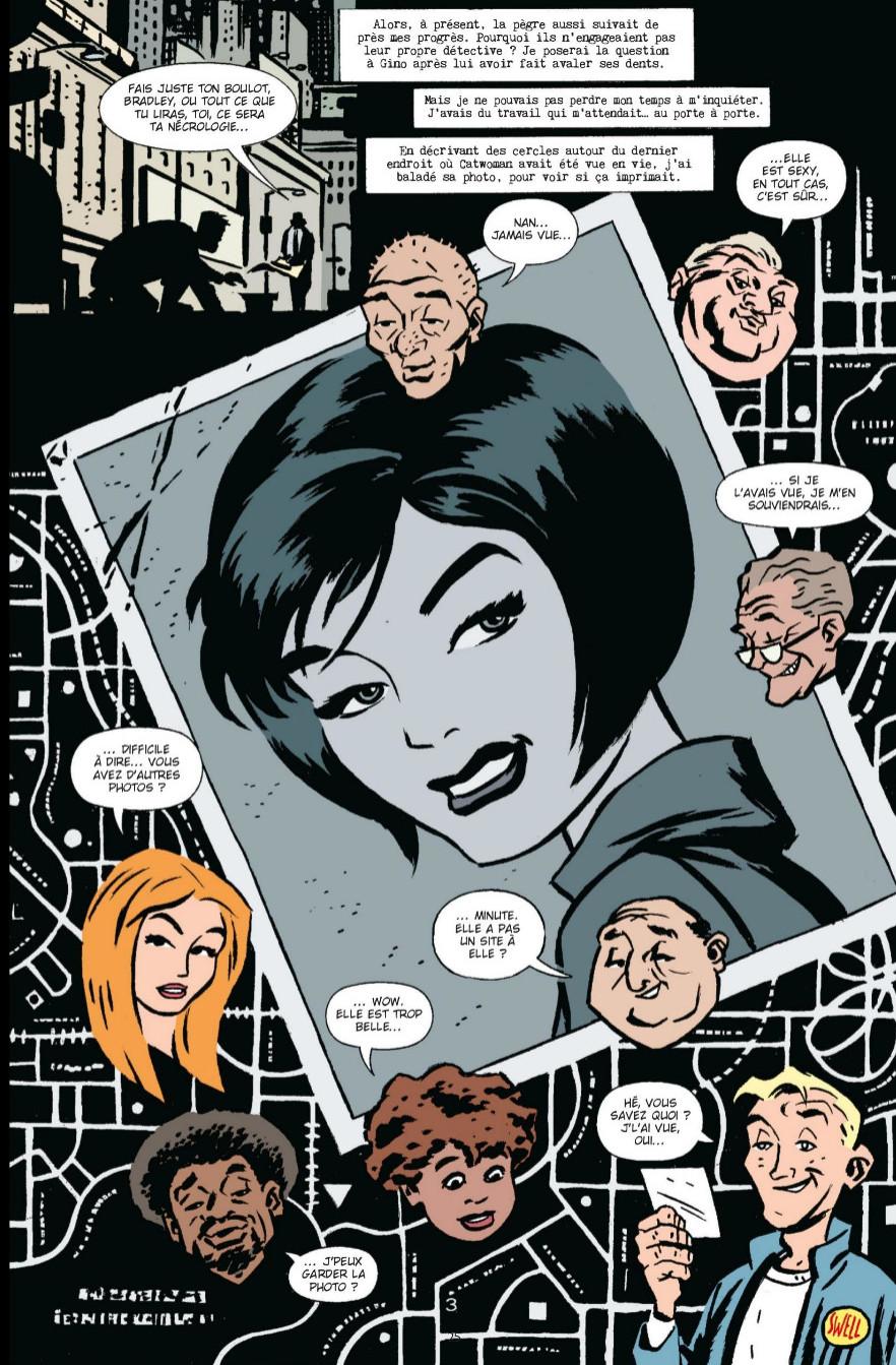Ed Brubaker présente Catwoman - Ed Brubaker & Darwyn Cooke