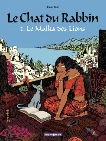 Malka des Lions (Le) - Tome 2 | Joann Sfar