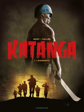 Katanga - tome 1 - Tome 1 | Sylvain Vallée