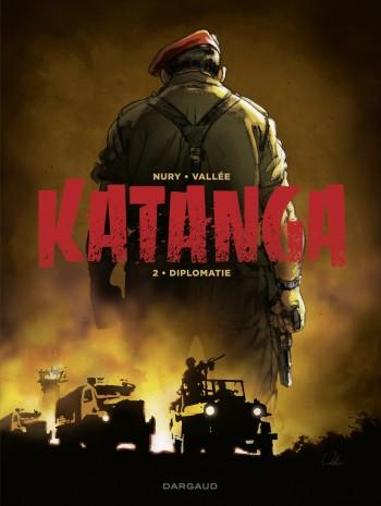 Katanga - tome 2 - Tome 2   Sylvain Vallée