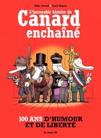 L'incroyabe histoire du canard enchainé - Tome 0 | Pascal Magnat