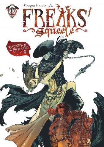 Le Tango de la mort - Tome 3 | Florent Maudoux