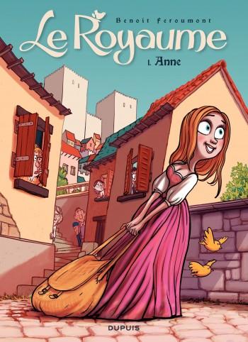 Anne - Tome 1 | Feroumont