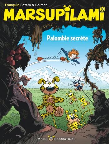 Palombie secrète - Tome 30 | Batem