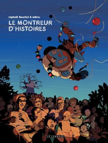 Le montreur d'histoires - Tome 0 | Raphaël Beuchot
