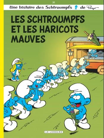 Les Schtroumpfs et les haricots mauves - Tome 35 | Alain JOST