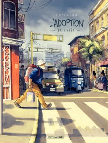 L'adoption – Tome 2 - Tome 2 | Arno Monin