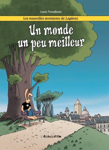 Les nouvelles aventures de Lapinot - tome 1 - Tome 1 |  Lewis Trondheim