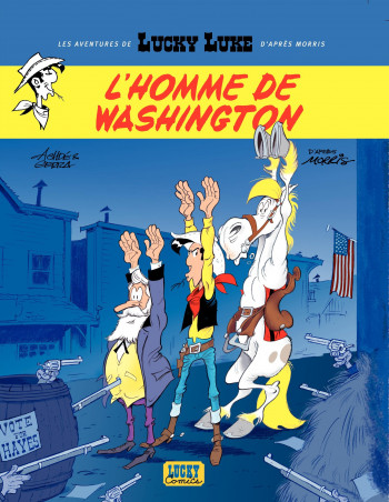 Homme de Washington (L') - Tome 3 | Laurent Gerra