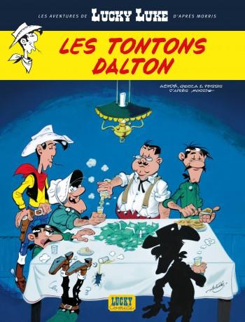 Tontons Dalton (Les) - Tome 6 | Jacques Pessis