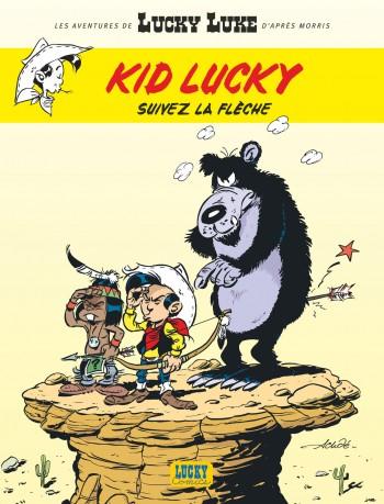 Kid Lucky - tome 4 - Tome 4 | Achdé