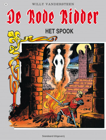 De Rode Ridder - Karel Biddeloo