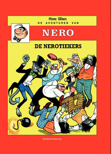 Nero en Co - Marc Sleen