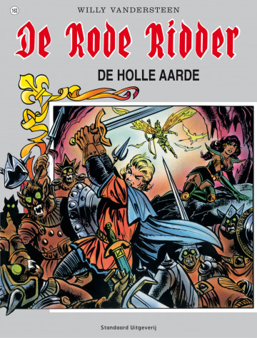 De Rode Ridder - Willy Vandersteen