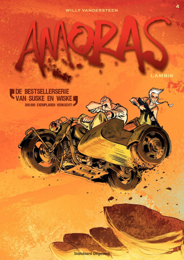 Amoras - Marc Legendre