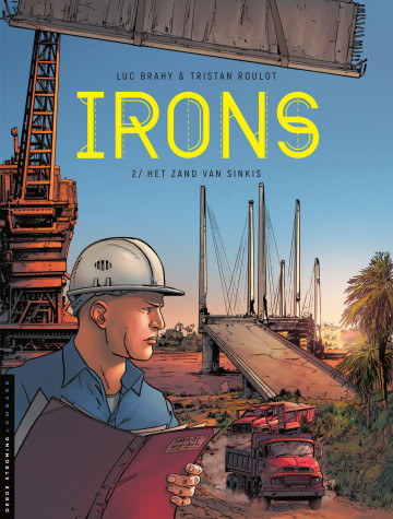 Irons - Tristan Roulot